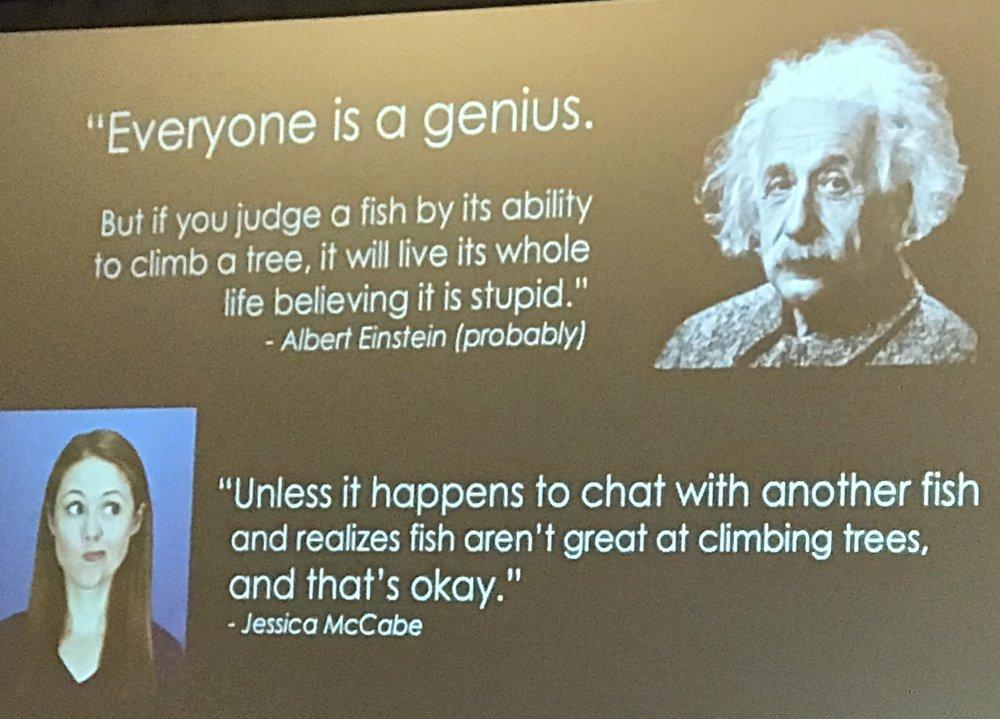 Einstein-McCabe fish quote.jpeg