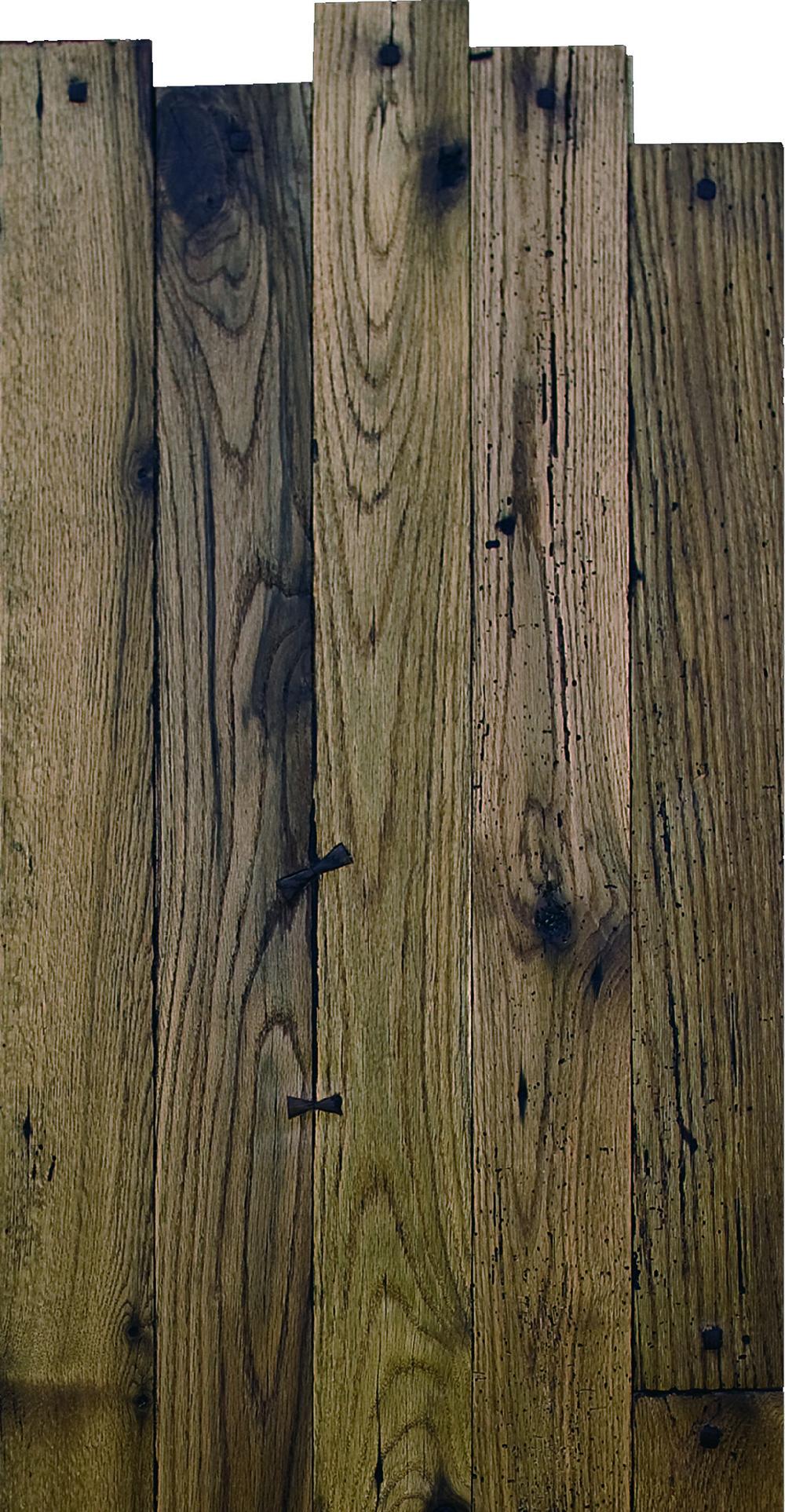 Plank Line Series PL 007 Reclaimed Antiqued Oak