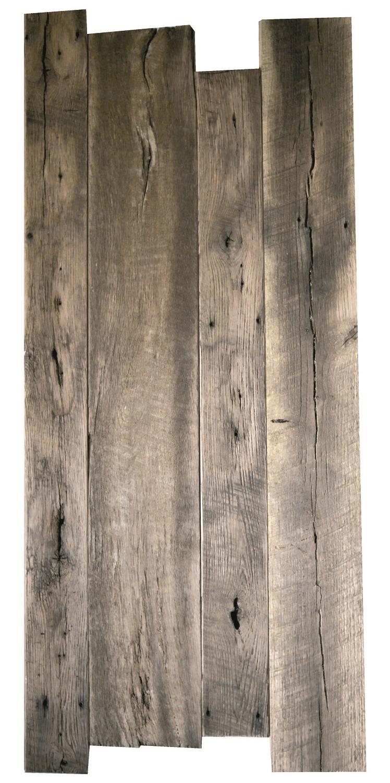 Plank Line Series PL 009 Unsealed Reclaimed Oak