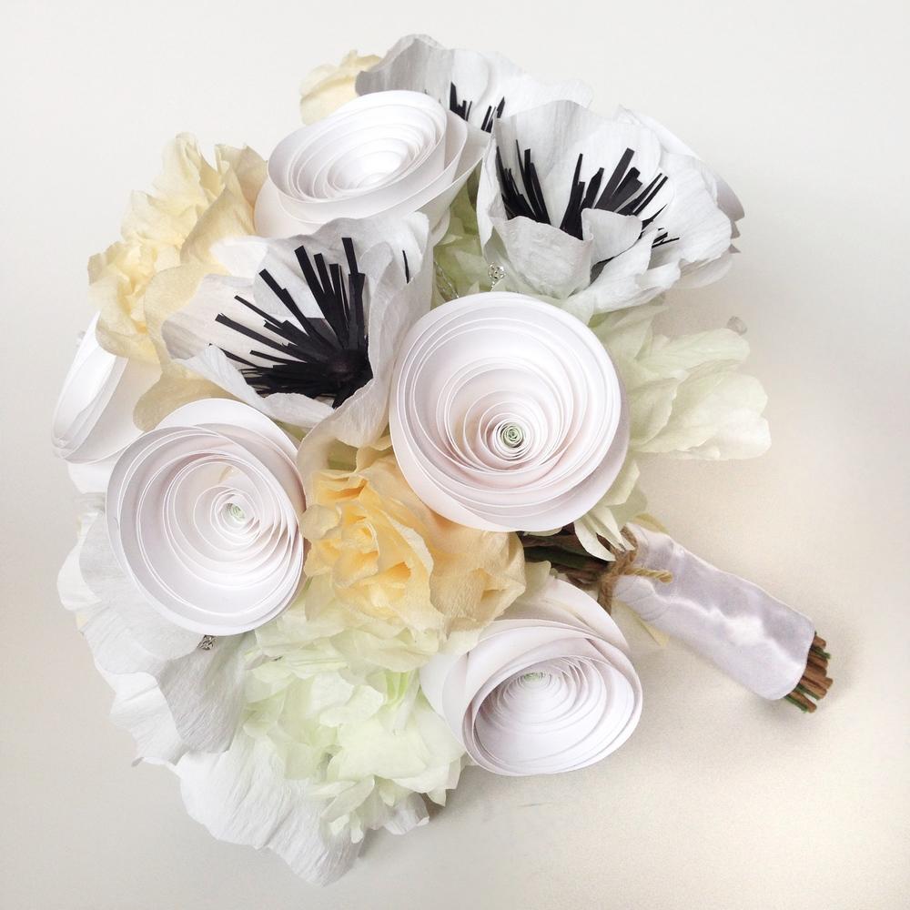 Bouquet Anniversary Wedding Gift