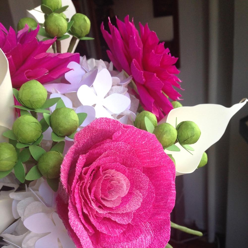 Paper Flower Replica Anniversary