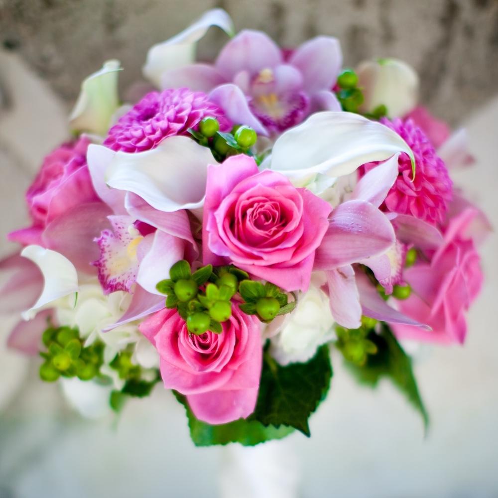 Bridal Wedding Bouquet