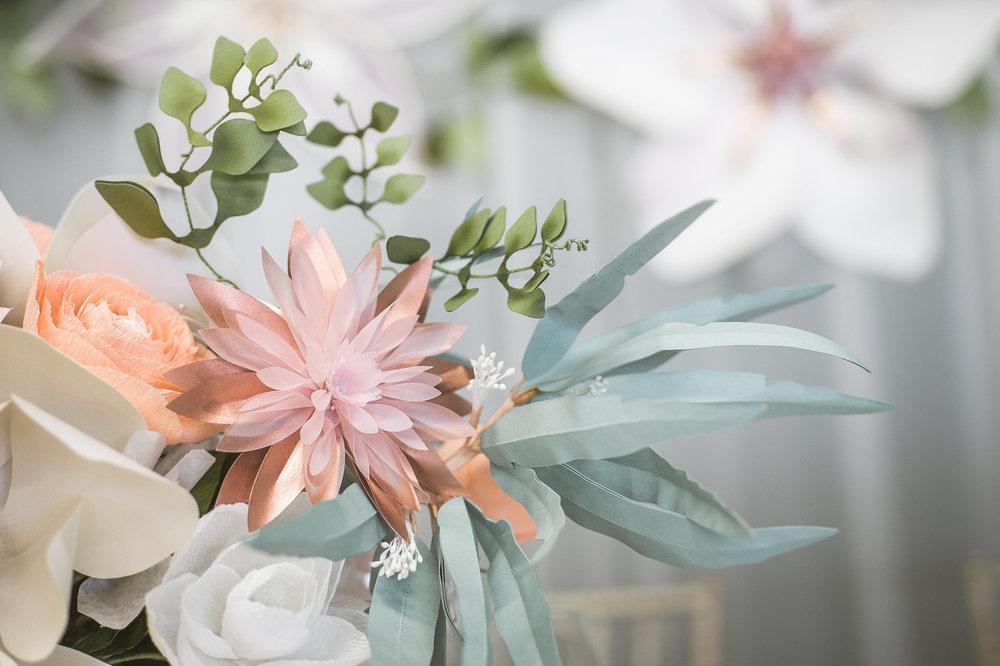 Paper Flower Details