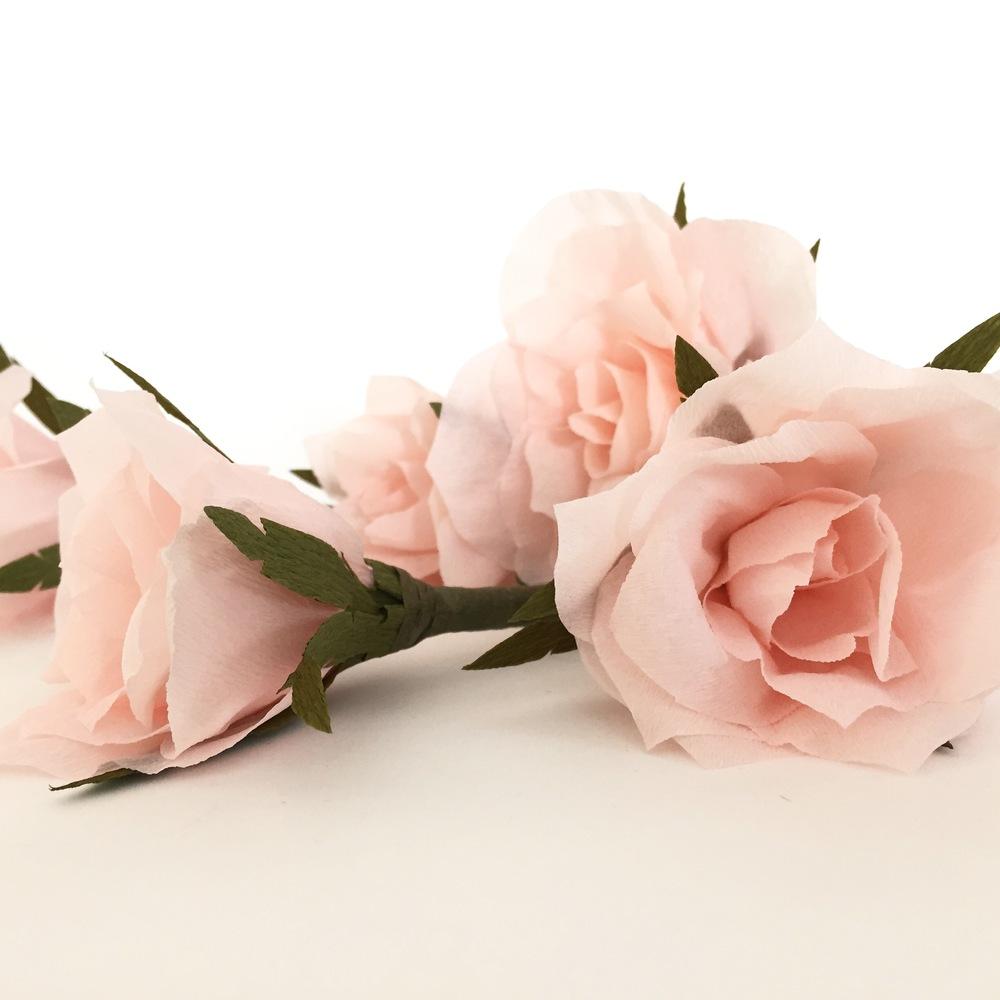 Paper Flower Anniversary