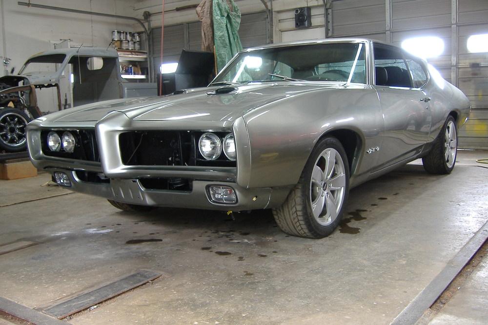 1969 GTO LS2 swap
