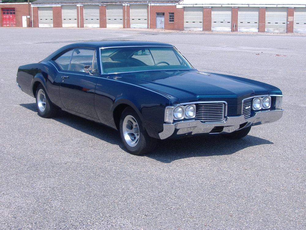 1968 Olds Delmont 88