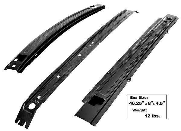 3643ZF - Roof braces