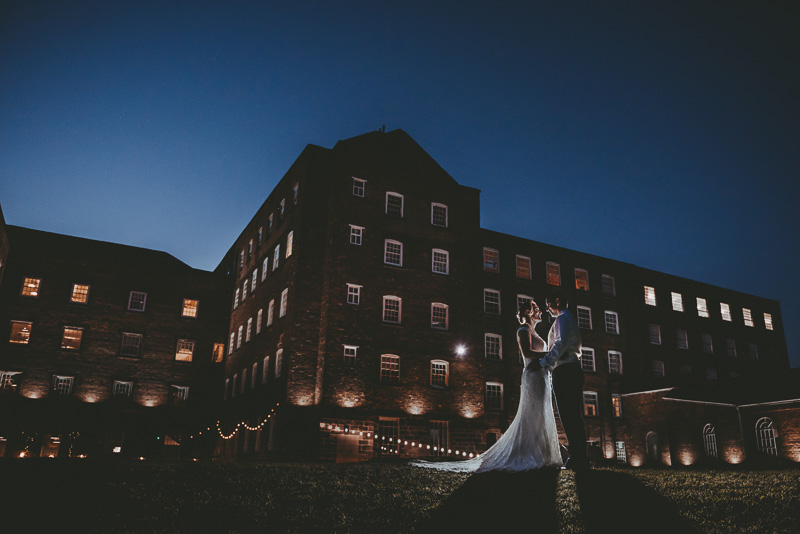 Phil & Kelly's West Mill Wedding