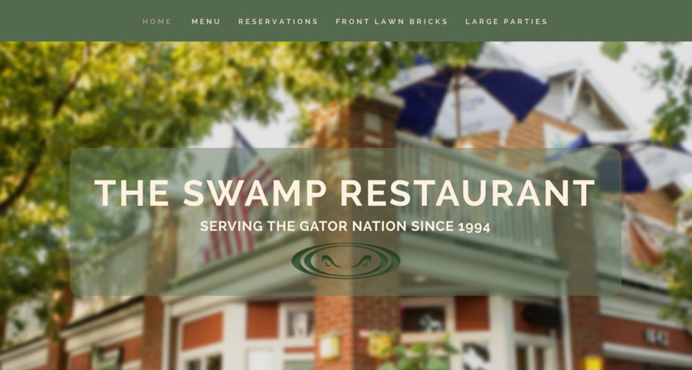 Swamp Restaurant