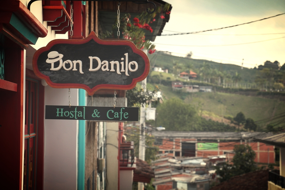 Don Danilo cafe/hostel