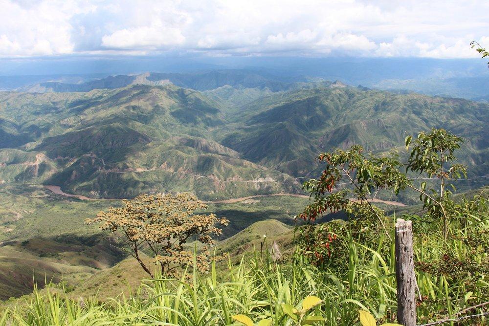 Nariño view