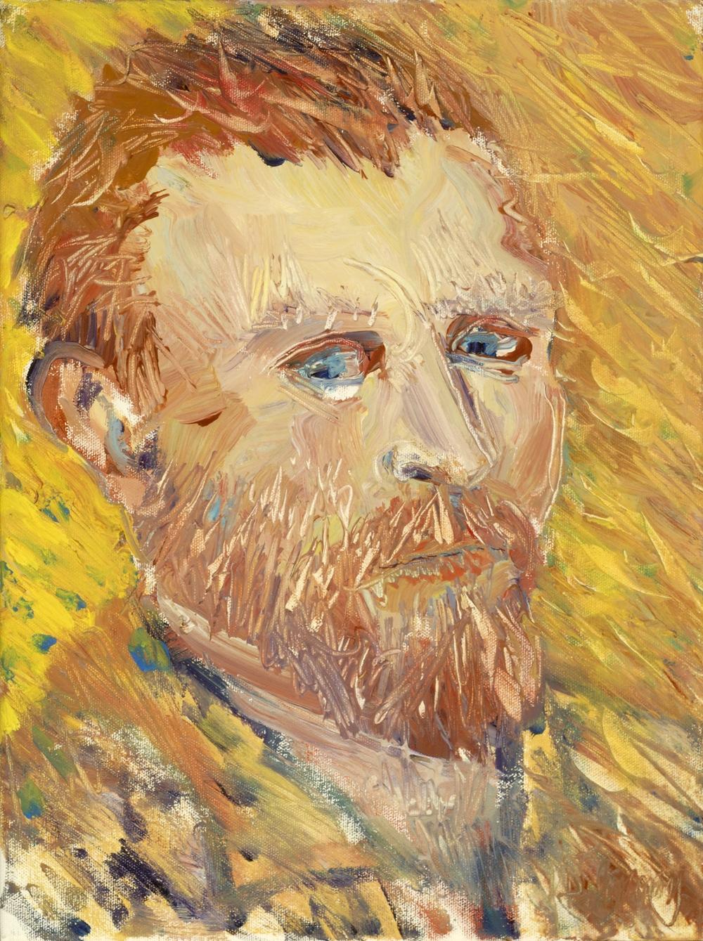 Last Year's Van Gogh