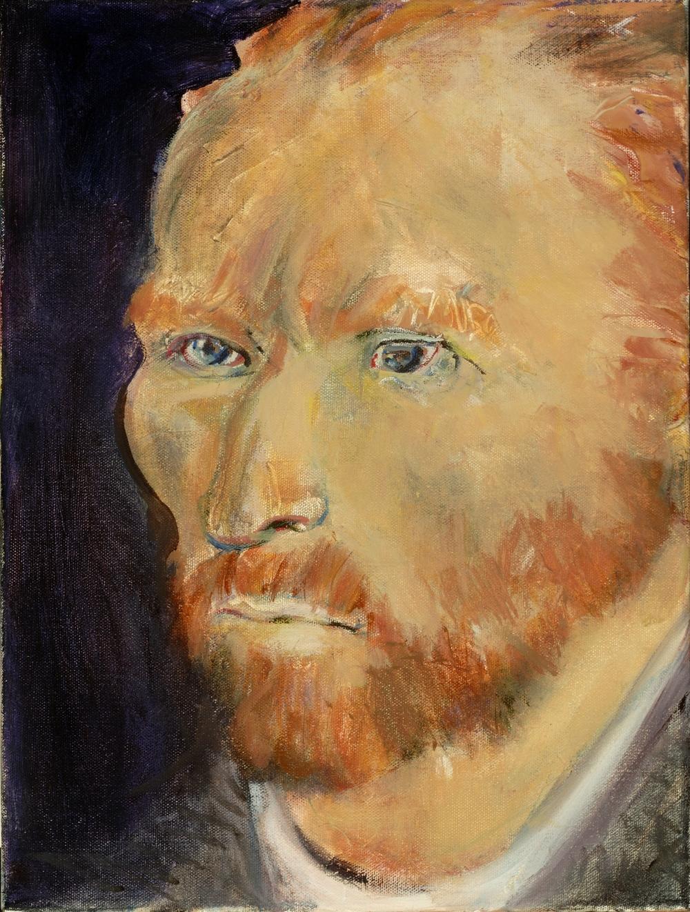 Midlife Van Gogh