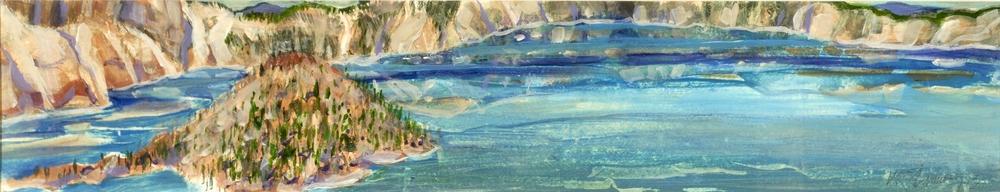 Crater Lake #10