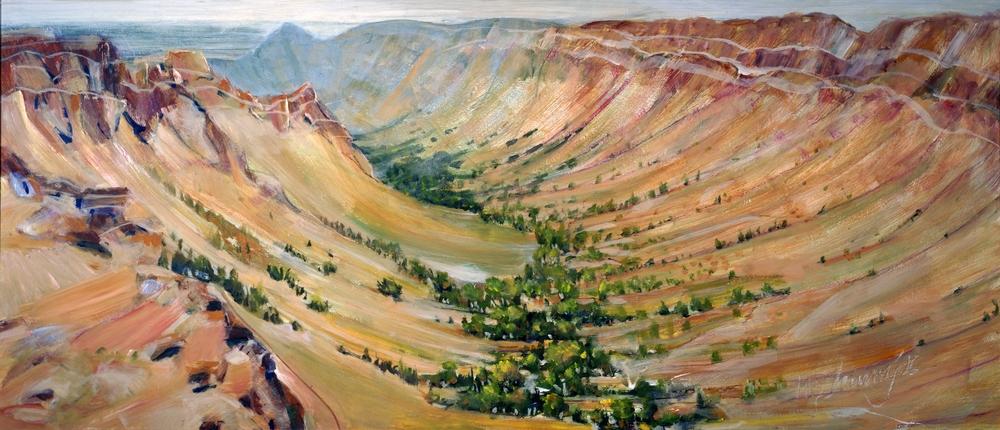 Kiger Gorge #5