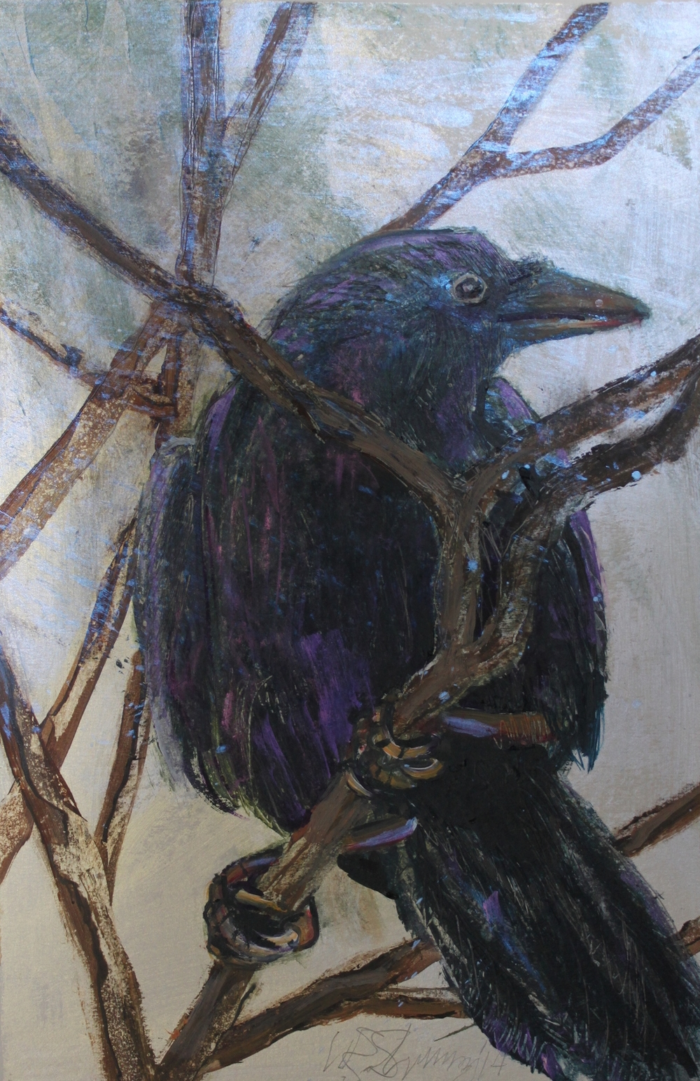 Rookery Crow