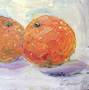 Oranges II