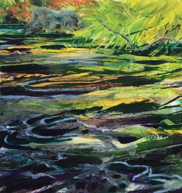 Metolius & Canyon Creek Convergence VI