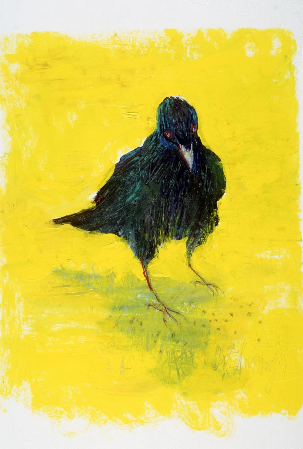 Lone Crow II