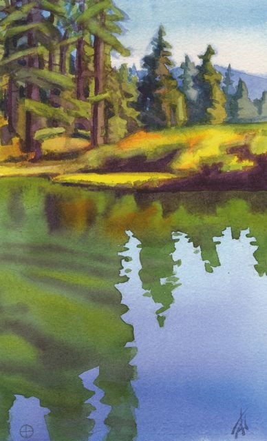 "Mark Allison ""Clearlake Reflections"""
