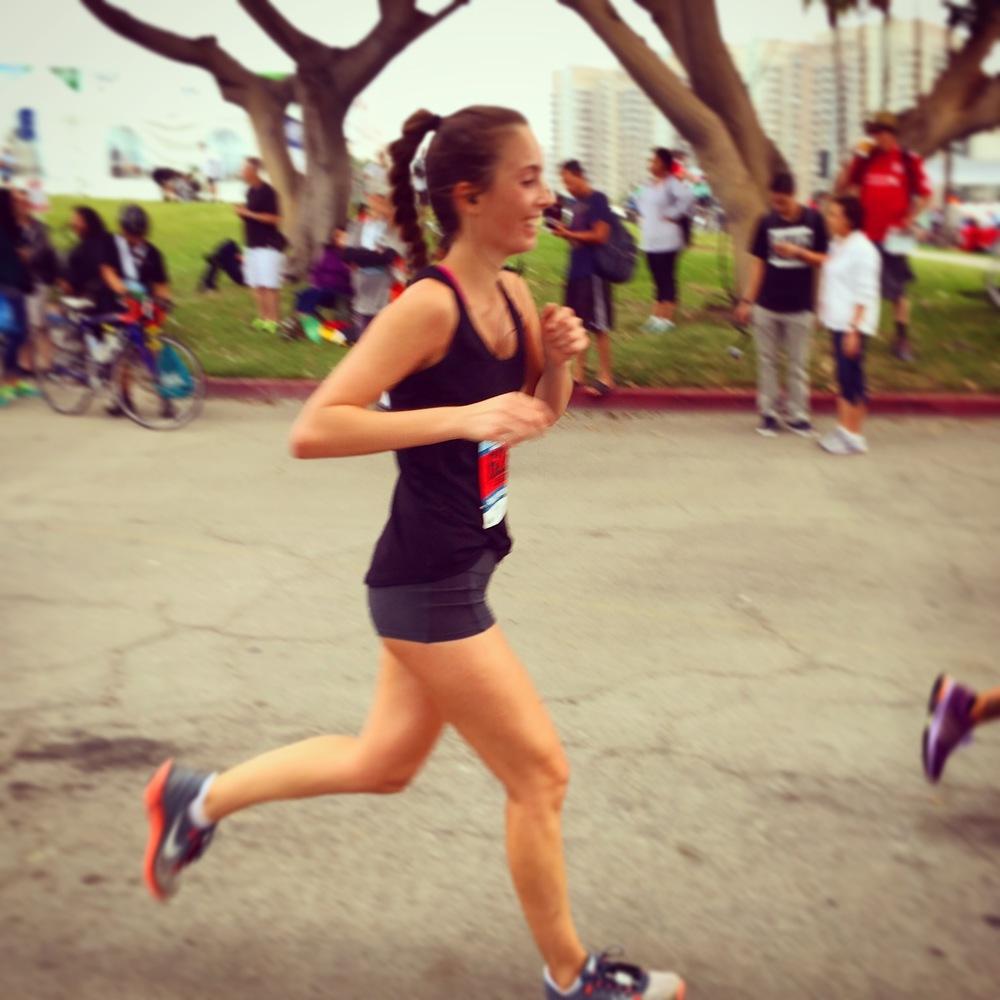 2014 Long Beach Half Marathon