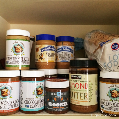 "This is what my cabinet currently looks like - can you say, ""Obsessed?"""