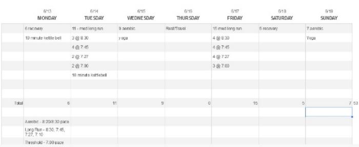 Week 17 Scheduled