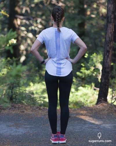 Sprinter T + Terrace Pocket Tights