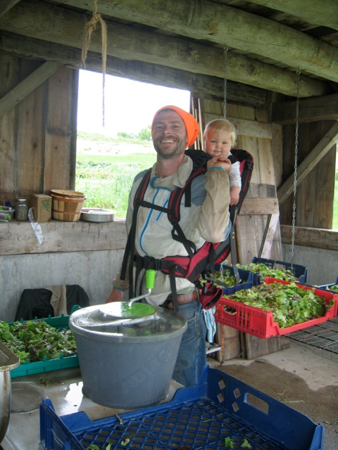 Willoway Farm Dan and Summer during CSA harvest.jpg