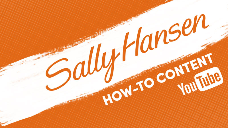 Sally Hansen - YouTube Channel