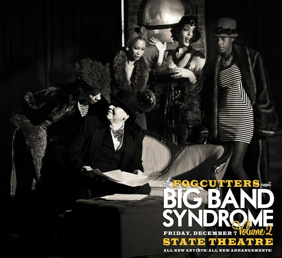Fogcutters Present Big Band Syndrome