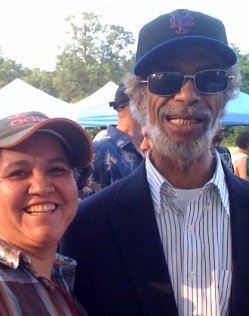 Poets in the Park with Gil Scott-Heron. Baltimore.