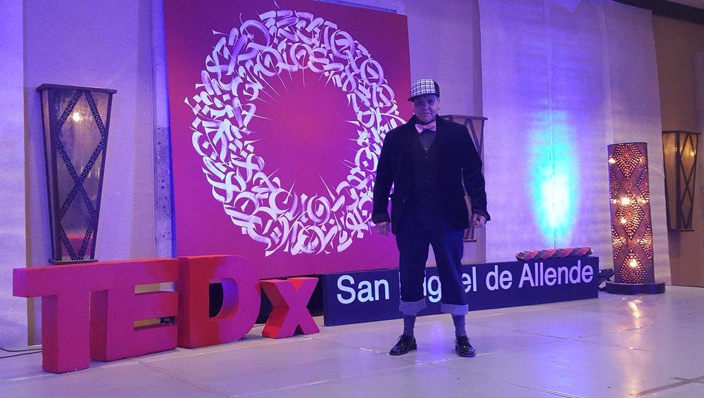 TEDx San Miguel de Allende
