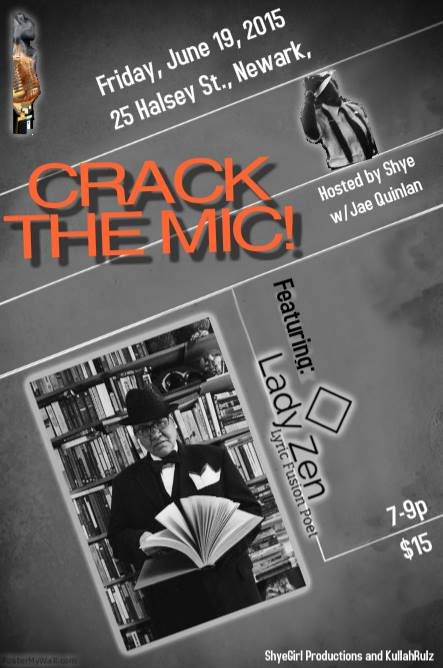 Crack the Mic, New Jersey, Rutgers Uiniversity Campus
