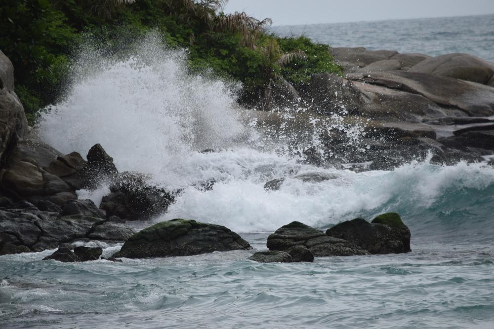I'll never forget this moment on Kata Beach, Phuket.