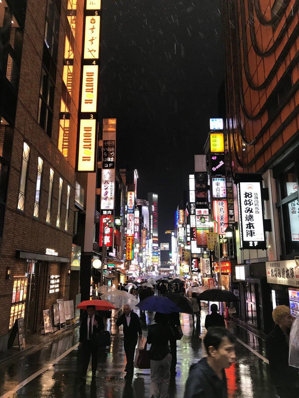 Downtown Japan
