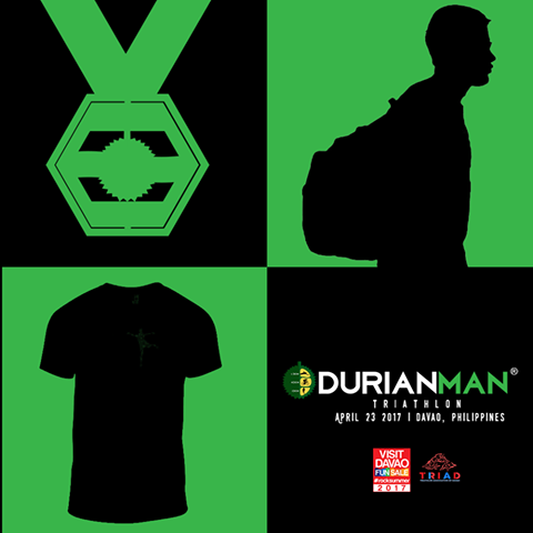 Teaser for the Race Kit and Finisher's Goodies, and that's just part of it.  Don't miss out, register now: www.durianmantri.com  >February 5-28 - GROUP RATE Php 3200 each **Minimum 3 pax **Individual Category registrations only **Plus applicable Active Fees