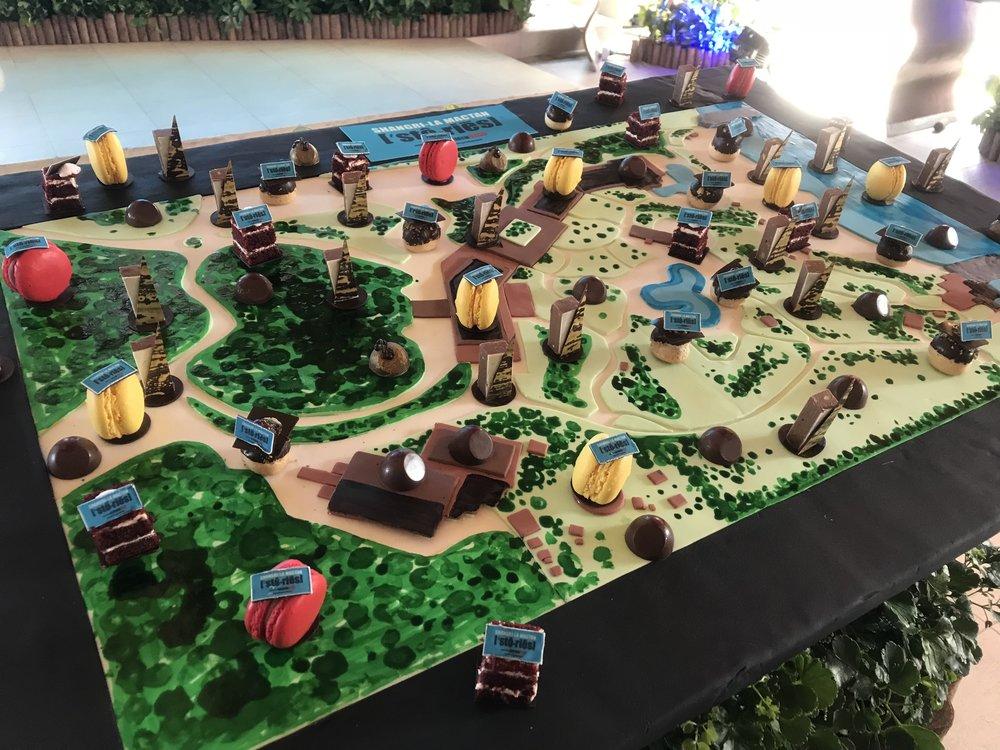 Garmin Virb Mounts all over Shangri-La Mactan Resort & Spa