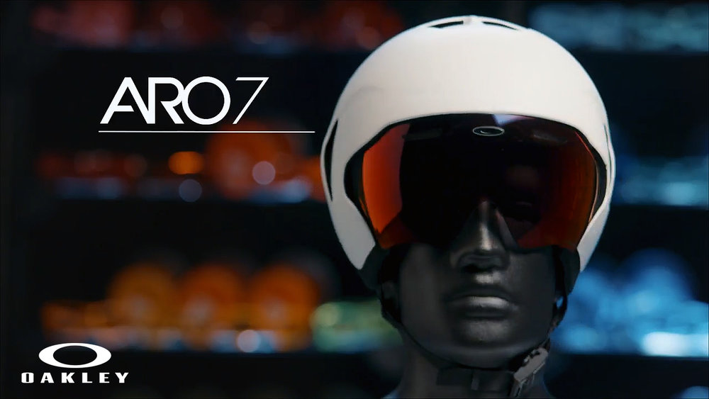91ee056394b The Future of Cycling  The Aero Advantage - The Oakley ARO Series ...