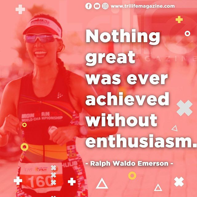 Start your year right! Rev up your load with enthusiasm and reach the Personal Best that you've always wanted!  #trilifemagazine #inspire #fitlife #youcandoit #newyear
