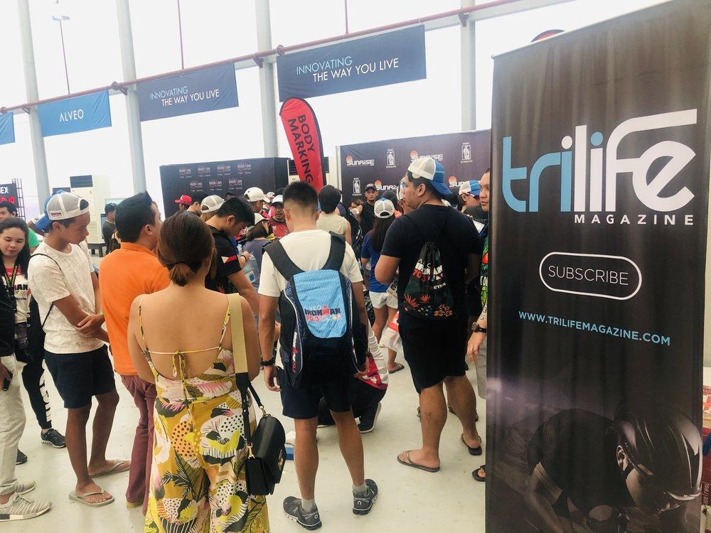 Ironman 70.3 Davao Expo