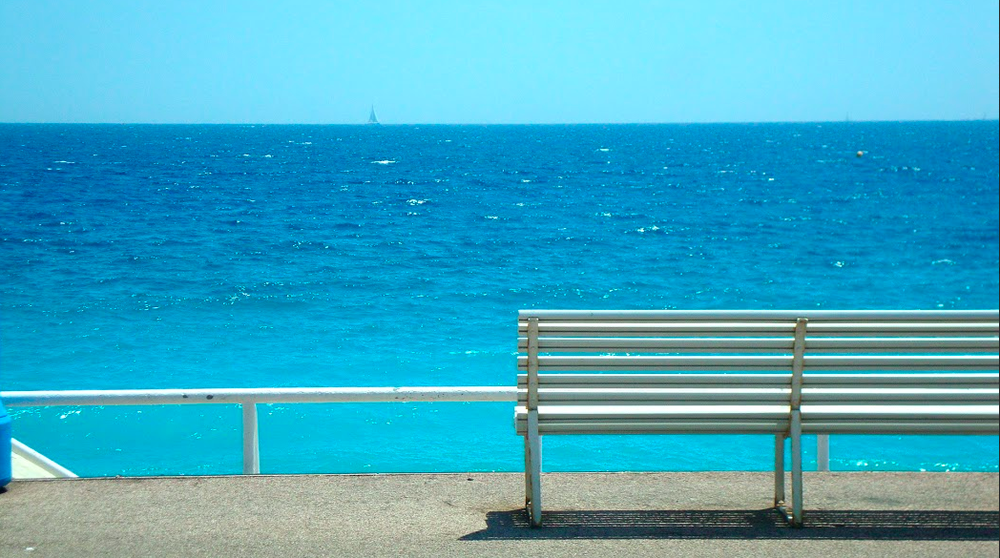 Bench by the Sea // Camila Canales '16