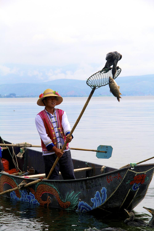 Fishing // Coco Spagna '16