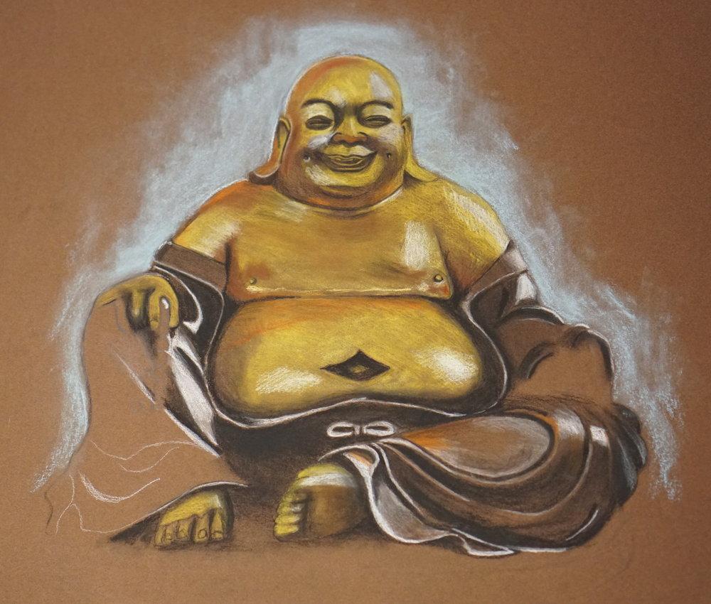 Laughing Buddha - Mallorie Hsu.jpg