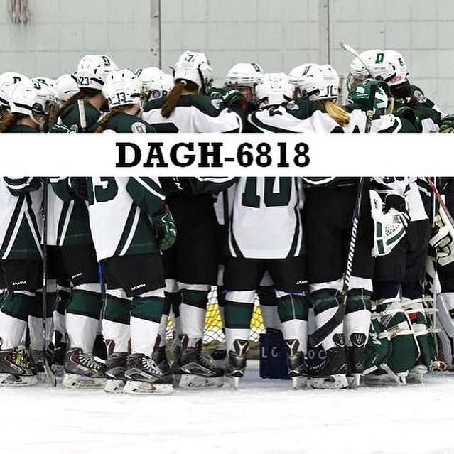 Girls Varsity Hockey with an absolute barn burner at 5 against Cushing. Probably should be there. Be the solution. Hearing Dougal is due to light the lamp. 🚨🚨🚨