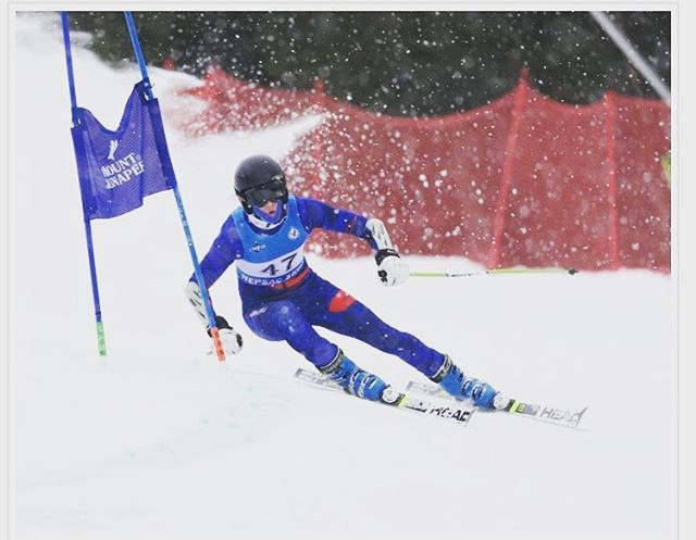 The temperature at 2 o'clock in the valley will be 69°. Ski team has their only race at the Eaglebrook Hill today at 2. Grab your shorts and sun glasses and go support!