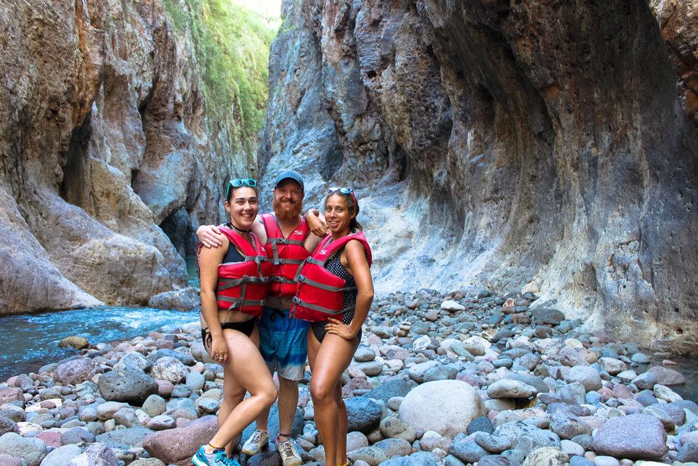 Somoto Canyon — Tofu Traveler