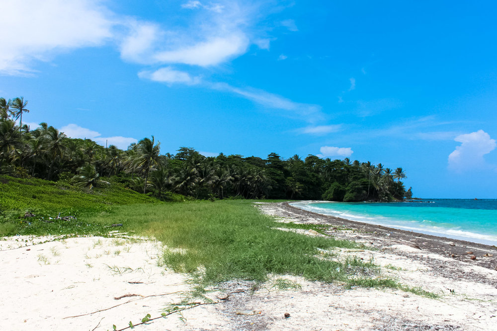 Corn Islands Beach