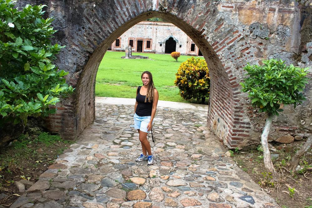 Castillo de San Fernando - San Fernando Fort