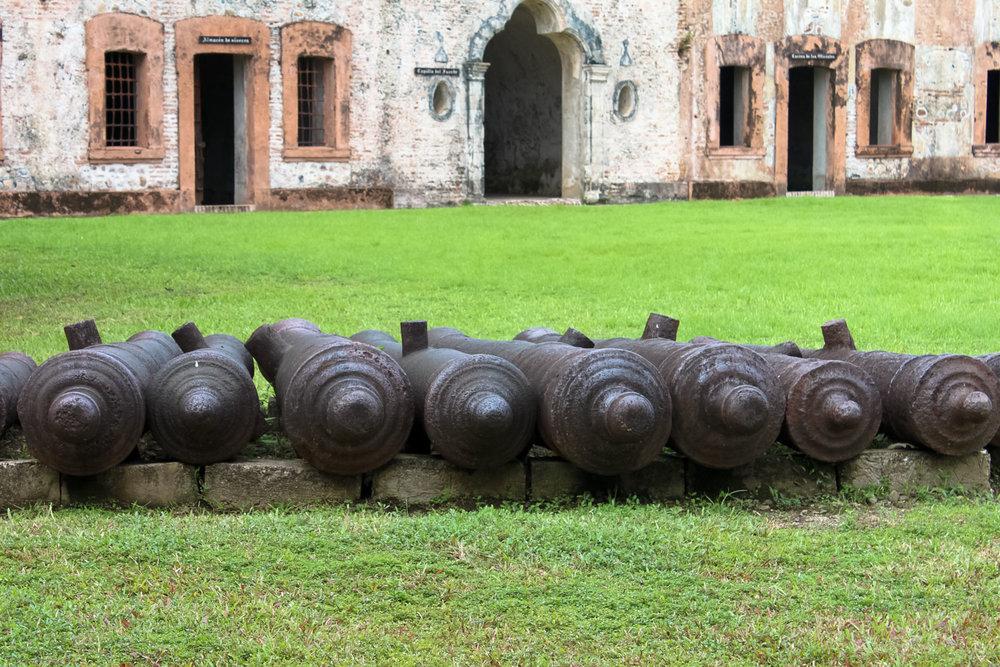 Omoa - San Fernando Fort